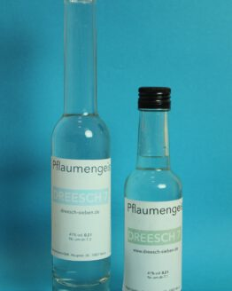 Pflaumengeist, Geist, Alkohol, alkoholisch, regionale Spirituose, Dreesch7