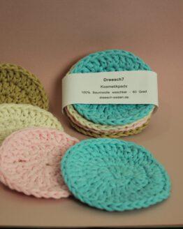Kosmetikpads, 100% Baumwolle, Baumwolle, Dreesch7