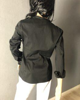 Rückenansicht Damenbluse